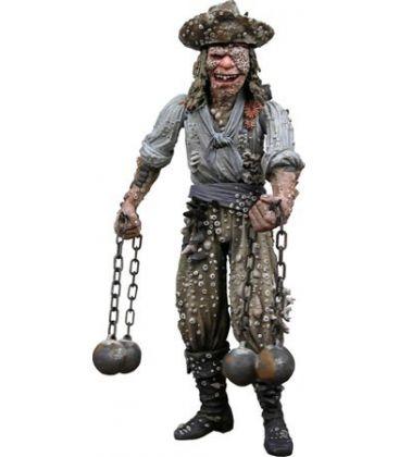 """Pirates des Caraïbes : Le Coffre du mort - Clanker - Figurine 7"""""""