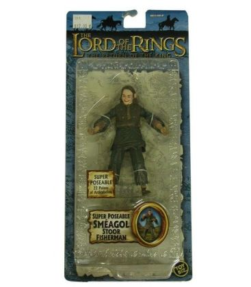 The Lord of the Rings: The Return of the King - Sméagol - Action Figure 7""