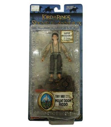 """Le Seigneur des anneaux : le retour du roi - Frodo - Figurine 7"""""""
