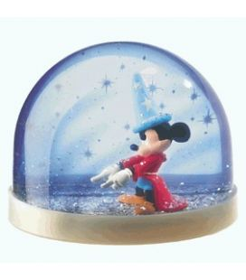 Fantasia - Mickey Mouse - Snow Globe