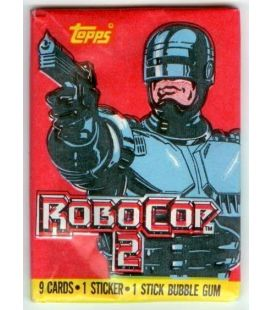 Robocop 2 - Carte de collection - Paquet