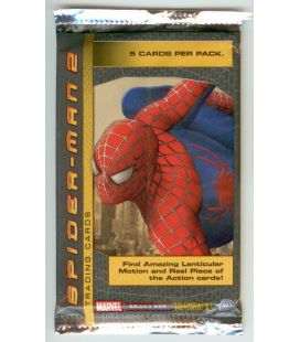 Spider-Man 2 - Carte de collection - Paquet