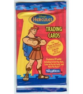 Hercules - Trading Cards - Pack