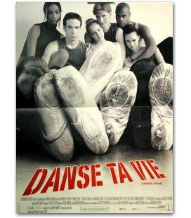 """Danse ta vie - 16"""" x 21"""" - Affiche originale française"""