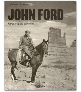 John Ford : Filmographie complète - Livre