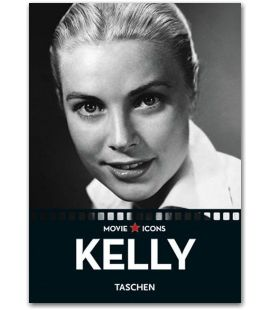 Grace Kelly : Movie Icons - Book