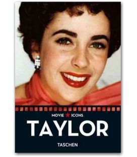 Elizabeth Taylor : Movie Icons - Book