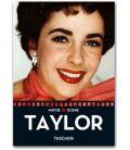 Elizabeth Taylor : Movie Icons - Book