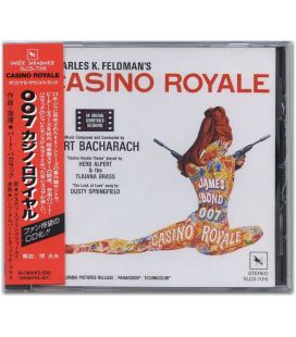 Casino Royale - Trame sonore - CD