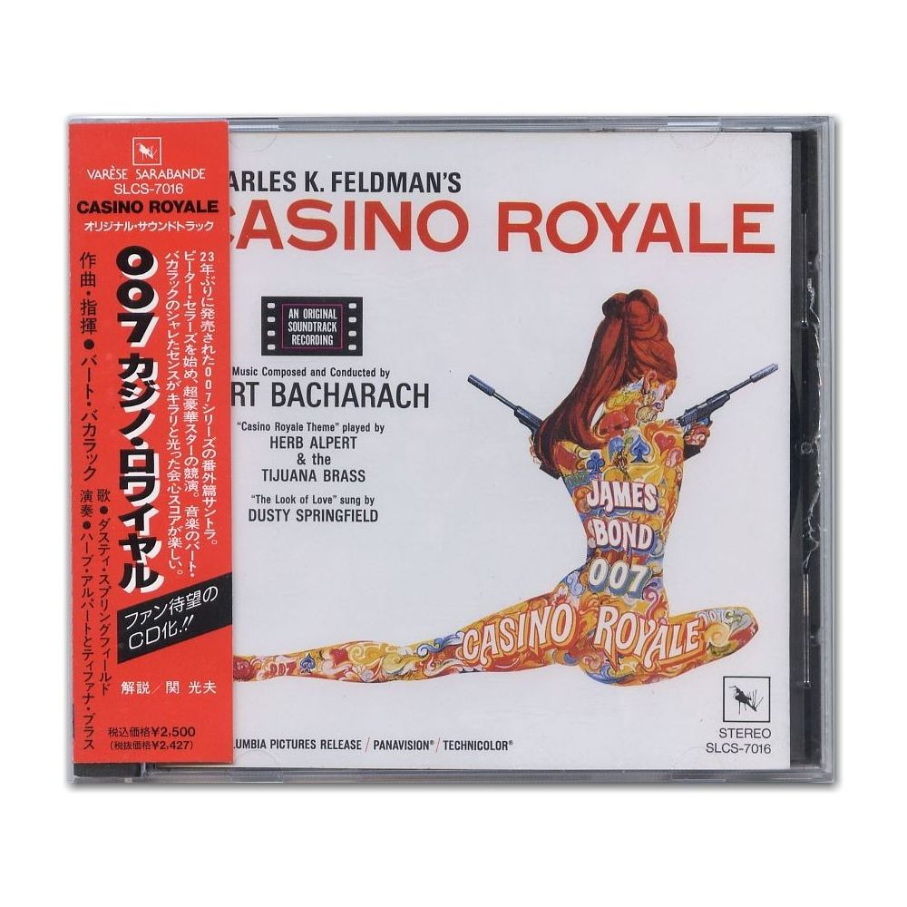 Casino royale burt bacharach