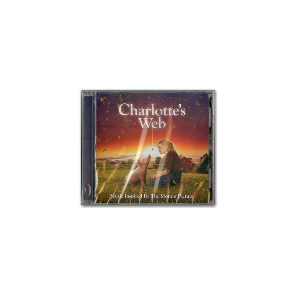 Le petit monde de charlotte trame sonore cd cin ma passion - Le monde de charlotte ...