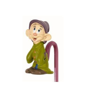 Snow White and the Seven Dwarfs - Dopey - 3D Bookmark