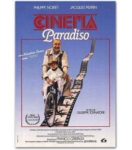 "Cinema Paradiso - 27"" x 40"" - Spanish Poster"